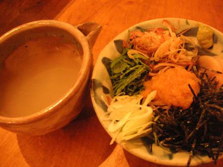 太田尻家さんの薬味蕎麦_f0053279_14551250.jpg