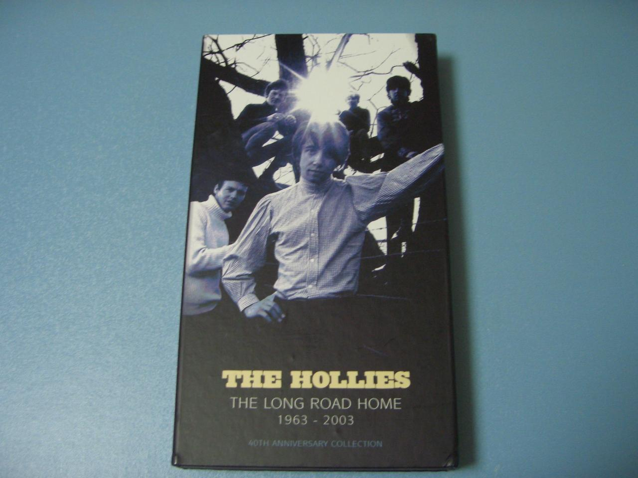 HOLLIES / The Long Road Home 1963-2003_c0062649_20525563.jpg