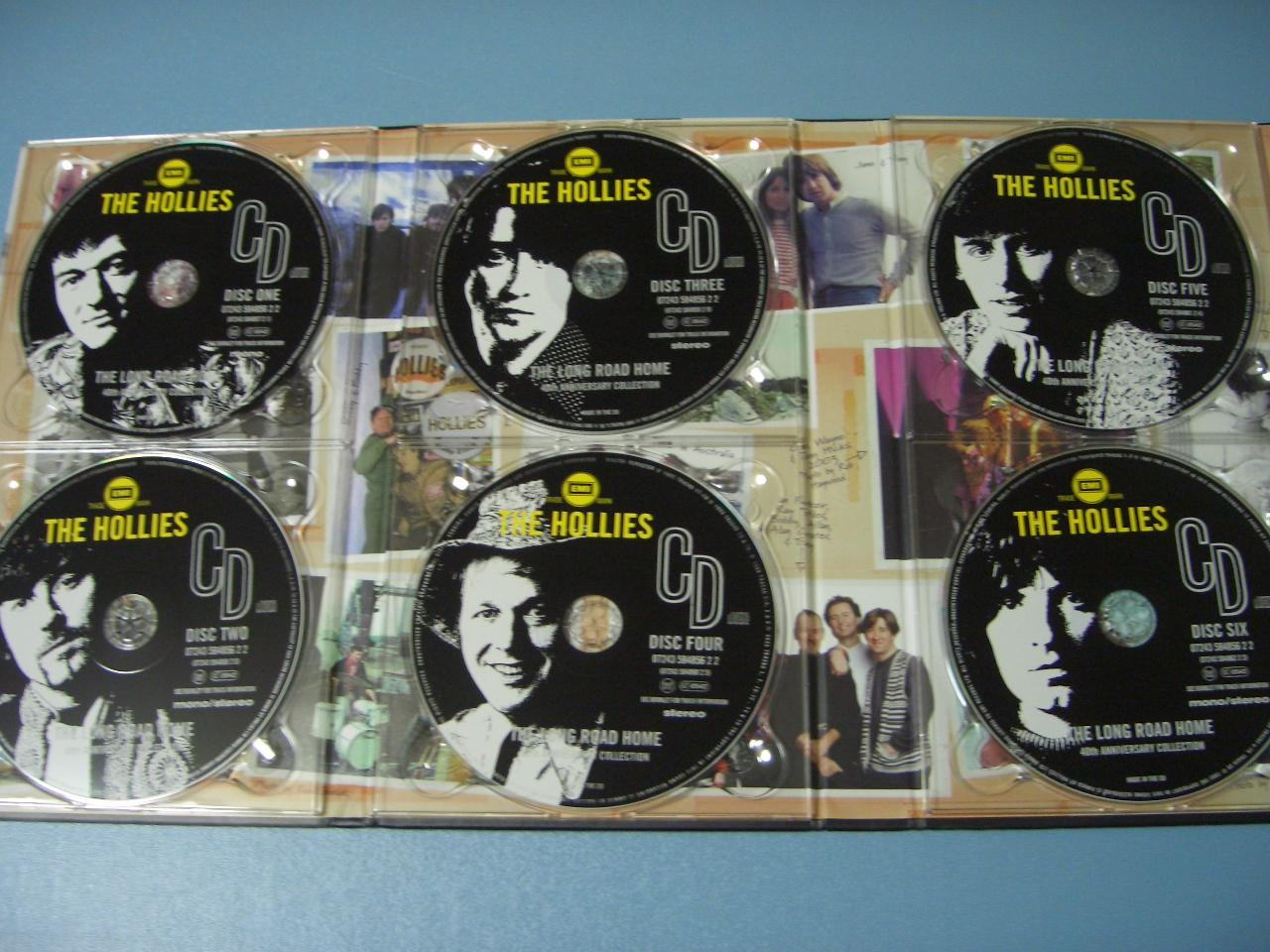 HOLLIES / The Long Road Home 1963-2003_c0062649_20531587.jpg