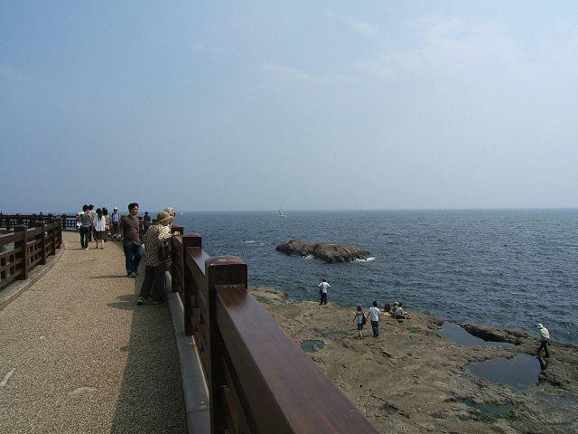 江ノ島で行ってきた岩屋洞窟~入り口から第一洞窟_e0089232_22364698.jpg