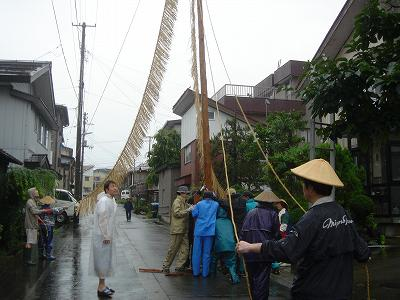 浦佐夏祭り(白山神社)_b0092684_16582938.jpg