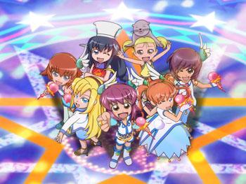 『カレイドスター』新作DVDコミケ先行販売_e0025035_264477.jpg