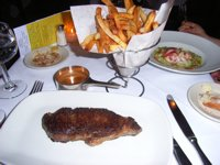 アッパーイーストのフランス料理店 L\'Absinthe_f0088456_116146.jpg