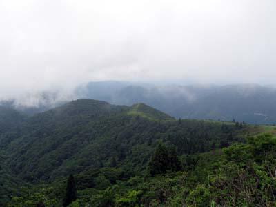武奈ケ岳へ 続きの1_c0024167_17594791.jpg