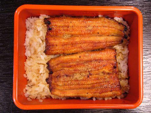 渋谷 鰻の松川 土用の鰻 と ミニマリアの可愛いタルト。。。.゚。*・。♡_a0053662_2084153.jpg
