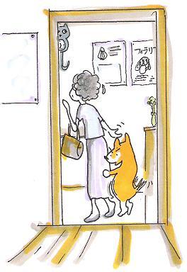 Wancoと お婆ちゃんの お話♪_f0096569_2361442.jpg