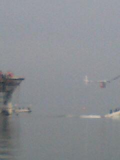 朝6時から琵琶湖に飛び出す_d0050270_649316.jpg