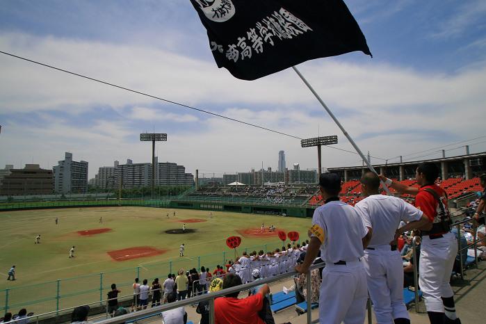 第88回全国高校野球 大阪大会_a0044279_3502913.jpg
