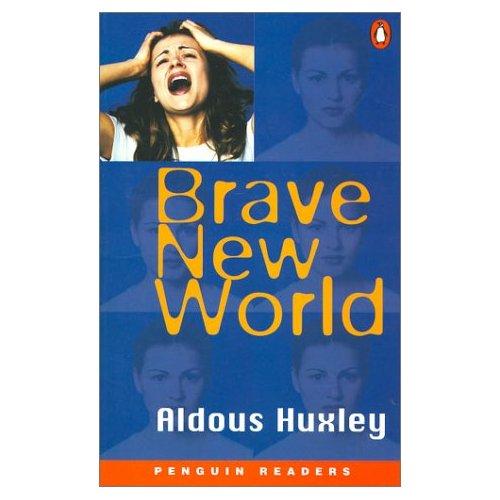 Brave New World  -  Aldous Huxley_e0039513_331878.jpg