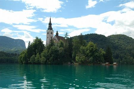 ブレッド湖 (スロヴェニア) その1_e0076932_616201.jpg