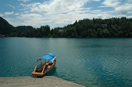 ブレッド湖 (スロヴェニア) その1_e0076932_6325748.jpg