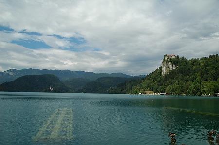 ブレッド湖 (スロヴェニア) その1_e0076932_642773.jpg