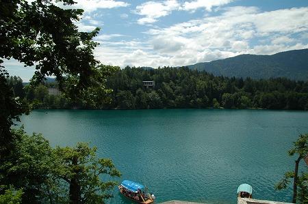 ブレッド湖 (スロヴェニア) その1_e0076932_6503221.jpg