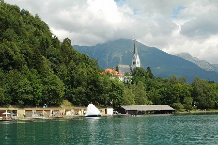 ブレッド湖 (スロヴェニア) その1_e0076932_6524677.jpg