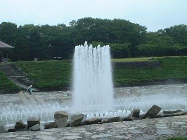 噴水のある公園_f0019498_2141627.jpg