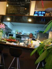 羅空(らくぅ~)・・・・ちょこ飲みカフェ_a0017350_2364849.jpg