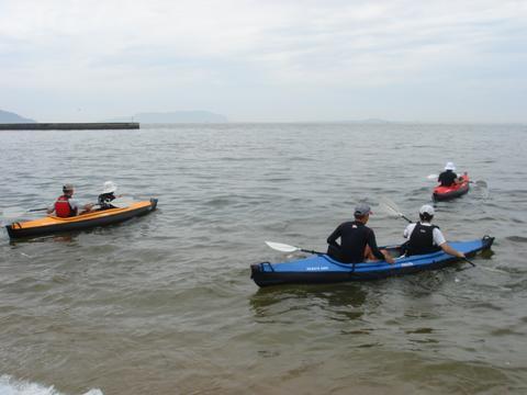 愛宕浜から漕ぎ出しましたⅡ_e0014756_12525228.jpg