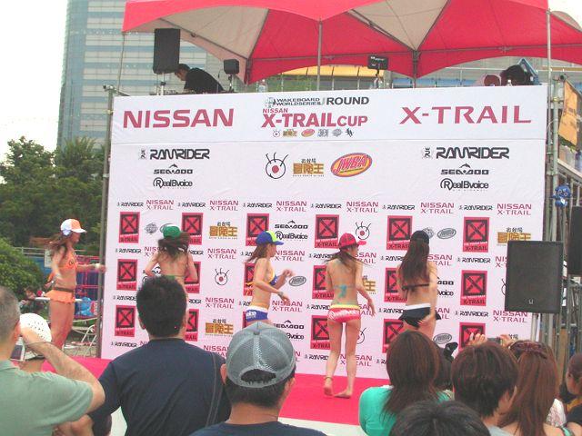 X-Trail Cup in お台場 無事終了_f0053060_22304815.jpg