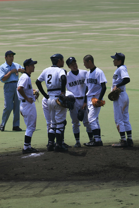 第88回全国高校野球 大阪大会 vol.3_a0044279_139272.jpg
