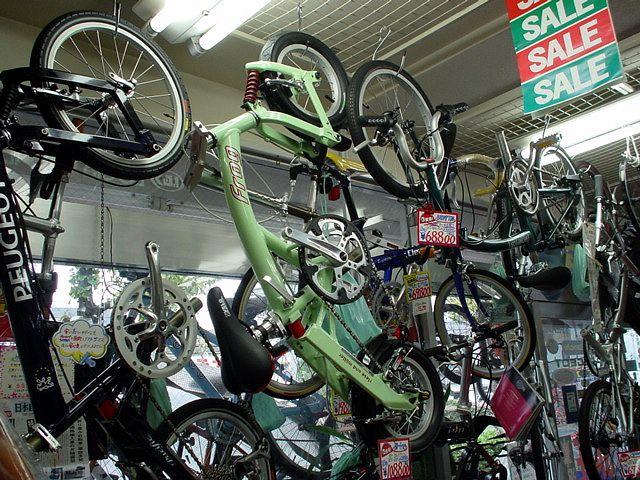 自転車の在庫でいうと尼崎の ...