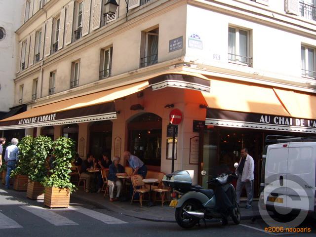 ■パリのキャフェ_a0014299_1973244.jpg