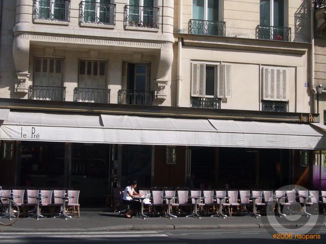 ■パリのキャフェ_a0014299_1975365.jpg