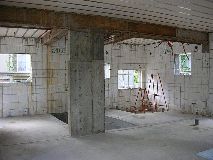 2階壁・RFスラブのコンクリート打設も間もなくです!_b0100031_1544521.jpg
