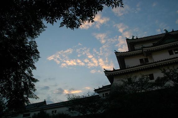 和歌山城 ライトアップ  1_b0093754_0585834.jpg