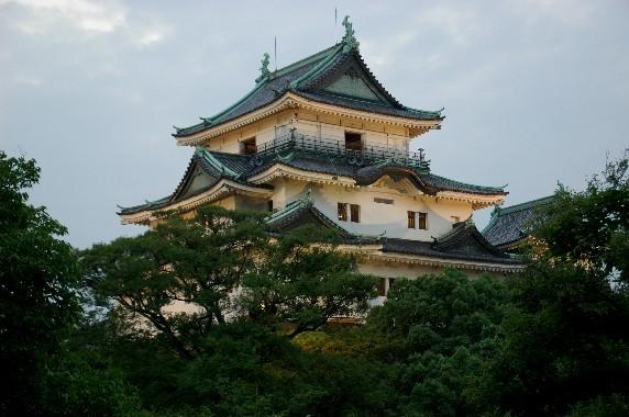 和歌山城 ライトアップ  1_b0093754_12851.jpg