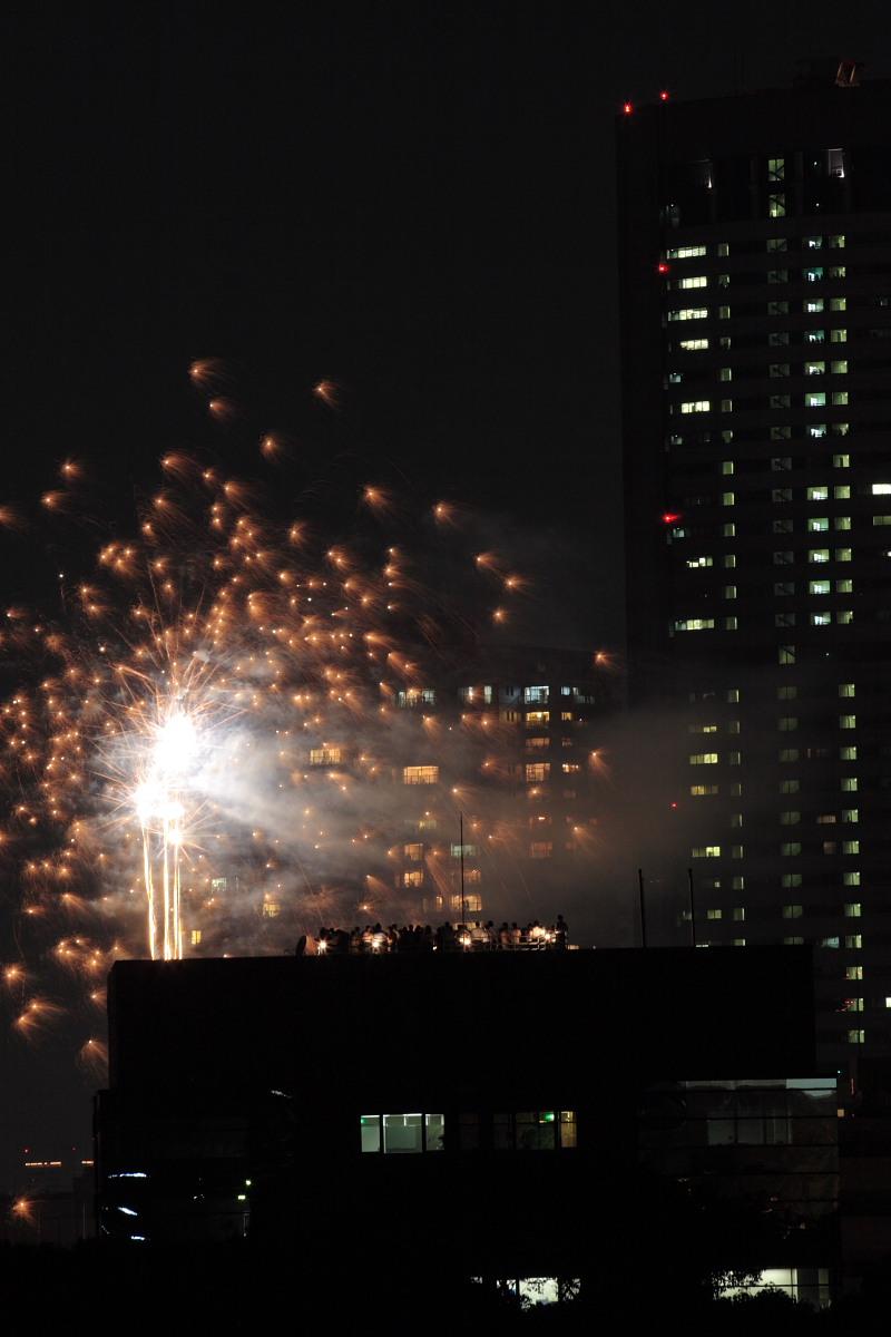 大阪 天神祭り/花火 1_f0021869_23572214.jpg