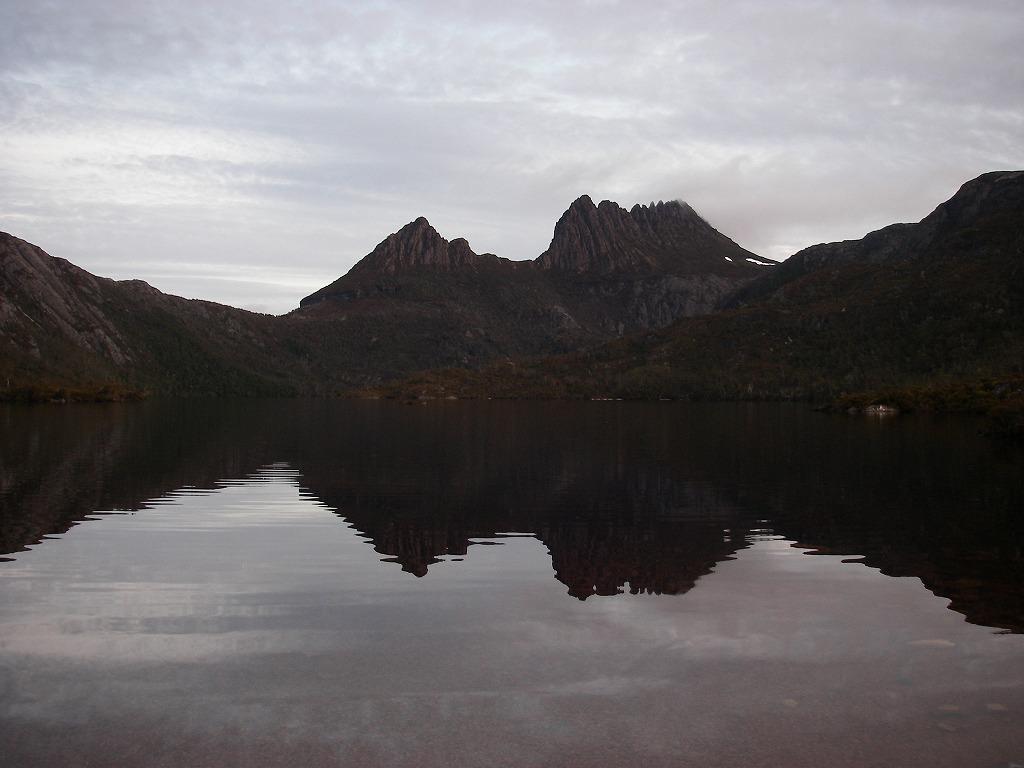 タスマニア初冬の旅 その5 クレイドルマウンテン_f0050534_81887.jpg