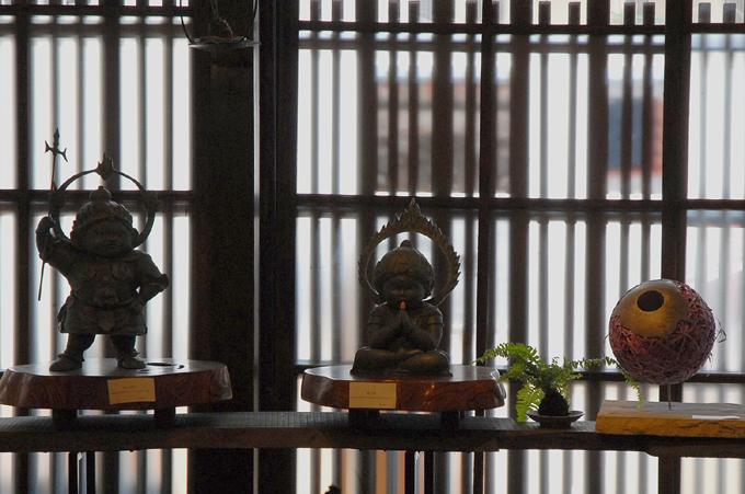 京都小米庵イン貴志カスケ&ARTUNION展レポート_a0064449_12313553.jpg