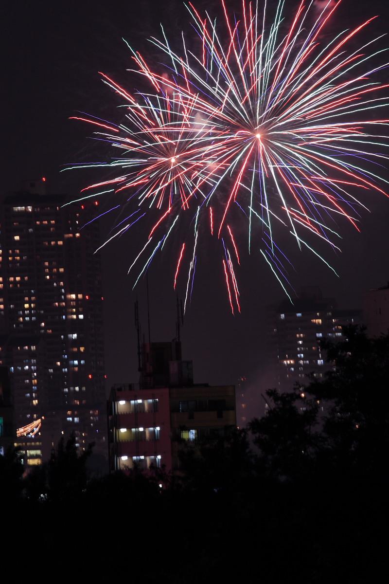 大阪 天神祭り/花火 1_f0021869_0192668.jpg