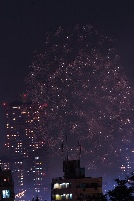 大阪 天神祭り/花火 2_f0021869_23355042.jpg