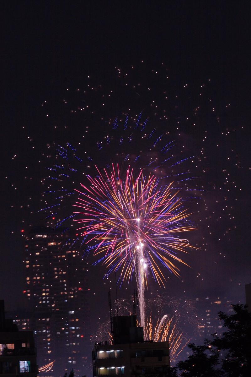 大阪 天神祭り/花火 2_f0021869_23362157.jpg