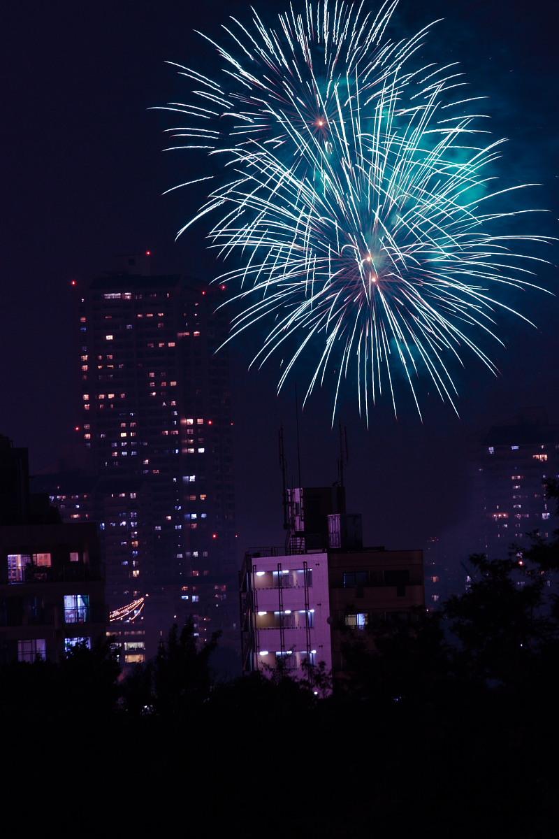 大阪 天神祭り/花火 2_f0021869_23415944.jpg