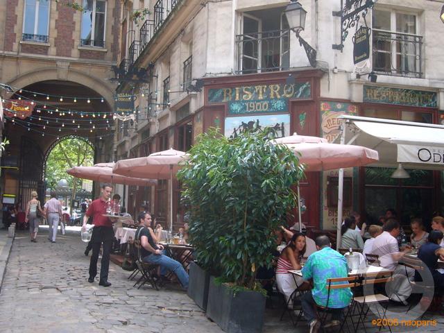 ■街角のビストロ(オデオン、パリ)_a0014299_1735754.jpg