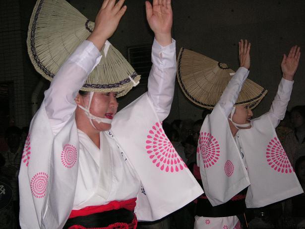 わが町の阿波踊り_a0050728_1633496.jpg