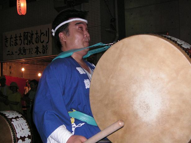 わが町の阿波踊り_a0050728_1635262.jpg