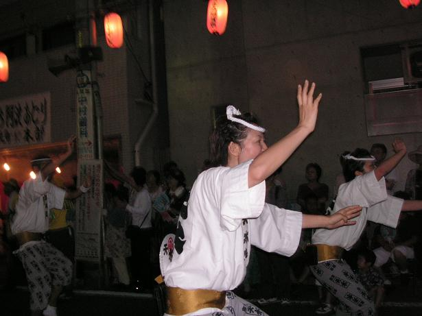 わが町の阿波踊り_a0050728_17524743.jpg