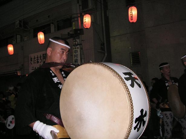 わが町の阿波踊り_a0050728_17533127.jpg