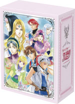 『恋する天使アンジェリーク』DVD発売_e0025035_2343337.jpg