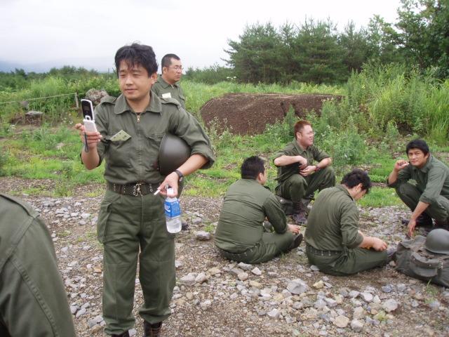 JCアカデミー第5講座in陸上自衛隊_e0075103_12555821.jpg