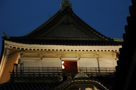 和歌山城 ライトアップ  4_b0093754_0425211.jpg