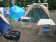 ラン&キャンプ in 野辺山(1日目)_a0036808_1610670.jpg