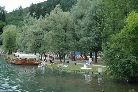 ブレッド湖 (スロヴェニア) その2_e0076932_6102662.jpg