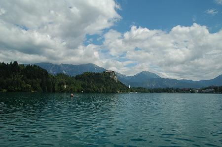 ブレッド湖 (スロヴェニア) その2_e0076932_6233943.jpg