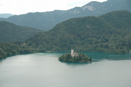 ブレッド湖 (スロヴェニア) その2_e0076932_627113.jpg