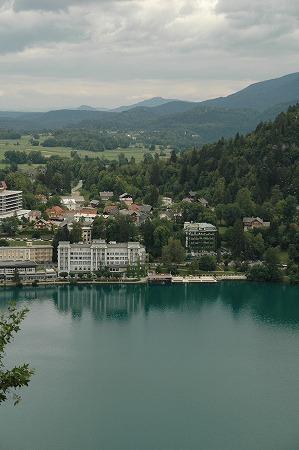 ブレッド湖 (スロヴェニア) その2_e0076932_6291068.jpg