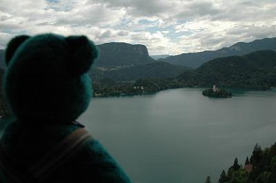 ブレッド湖 (スロヴェニア) その2_e0076932_6312363.jpg